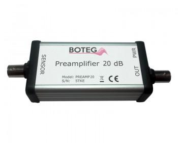 Preamplifier BOTEG PREAMP20 20 dB